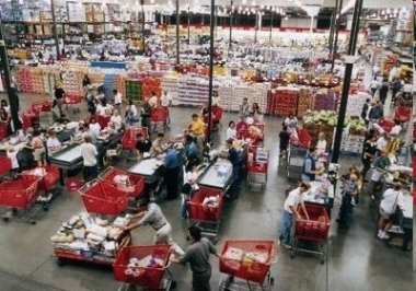 Welcome to Costco