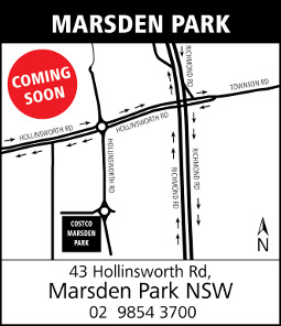 Marsden Park Warehouse
