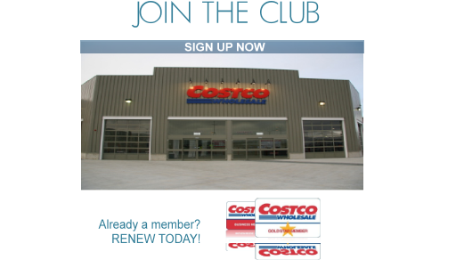Join the Club Today!