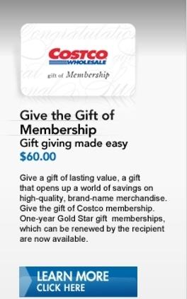 Gift of Membership