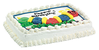 Cake Deli Orders